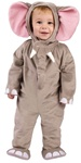 Cuddly Elephant Infant 12-24M Halloween Costume