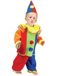 Baby Bobo Clown Halloween Costume
