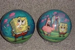 Spongebob Bowling Ball