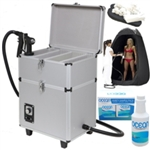 Complete Mobile Professional Tented Sunless Tanning Spray Tan System