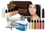 Complete Professional Airbrush Makeup and Spray Tan System