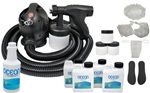 Complete Professional Sunless Spray Tanning Mist System