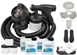 Professional Sunless Spray Tanning Mist System with Solution Sampler Pack