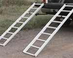 High Quality Aluminum Utility Ramp