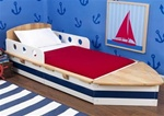 Brand New Toddler Boat Cot