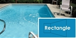Complete 14'x28' Rectangle In Ground Swimming Pool Kit with Steel Supports