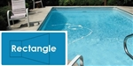 Complete 20'x40' Rectangle In Ground Swimming Pool Kit with Wood Supports