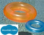 Complete 26'x39' Mountain Lake InGround Swimming Pool Kit with Wood Supports