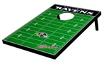 Brand New Baltimore Ravens Tailgate Toss Bean Bag Game - Officially Licensed