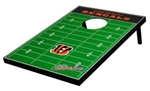 Brand New Cincinnati Bengals Tailgate Toss Bean Bag Game - Officially Licensed
