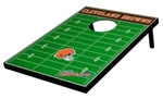 Brand New Cleveland Browns Tailgate Toss Bean Bag Game - Officially Licensed