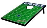 Brand New Dallas Cowboys Tailgate Toss Bean Bag Game - Officially Licensed