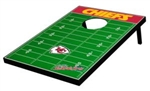Brand New Kansas City Chiefs Tailgate Toss Bean Bag Game - Officially Licensed