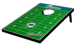 Brand New Miami Dolphins Tailgate Toss Bean Bag Game - Officially Licensed