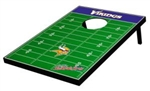 Brand New Minnesota Vikings Tailgate Toss Bean Bag Game - Officially Licensed