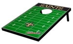 Brand New Tailgate Toss New Orleans Saints Bean Bag Game - Officially Licensed