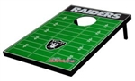 Brand New Oakland Raiders Tailgate Toss Bean Bag Game - Officially Licensed