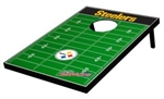 Brand New Pittsburgh Steelers Tailgate Toss Bean Bag Game - Officially Licensed