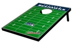 Brand New Seattle Seahawks Tailgate Toss Bean Bag Game - Officially Licensed