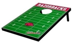 Brand New University of Arkansas Razorbacks Tailgate Toss Bean Bag Game - Officially Licensed