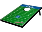 Brand New Duke University Blue Devils Tailgate Toss Bean Bag Game - Officially Licensed