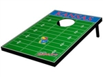 Brand New University of Kansas Jayhawks Tailgate Toss Bean Bag Game - Officially Licensed