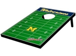 Brand New University of Michigan Wolverines Tailgate Toss Bean Bag Game - Officially Licensed