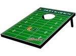 Brand New University of Miami Hurricanes Tailgate Toss Bean Bag Game - Officially Licensed