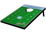 Brand New North Carolina Tarheels Tailgate Toss Bean Bag Game - Officially Licensed
