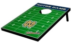 Brand New Notre Dame Fighting Irish Tailgate Toss Bean Bag Game - Officially Licensed
