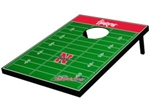 Brand New University of Nebraska Cornhuskers Tailgate Toss Bean Bag Game - Officially Licensed