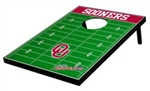 Brand New University of Oklahoma Sooners Tailgate Toss Bean Bag Game - Officially Licensed