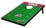 Brand New University of Utah Utes Tailgate Toss Bean Bag Game - Officially Licensed