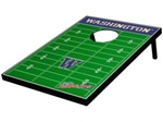 Brand New University of Washington Huskies Tailgate Toss Bean Bag Game - Officially Licensed
