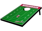 Brand New Wisconsin Badgers Tailgate Toss Bean Bag Game - Officially Licensed