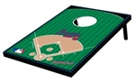 Brand New Atlanta Braves Tailgate Toss Bean Bag Game - Officially Licensed