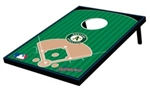 Brand New Oakland Athletics Tailgate Toss Bean Bag Game - Officially Licensed