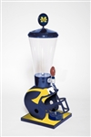 Brand New University of Michigan Wolverines College Beverage Dispenser - Officially Licensed