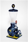 Brand New West Virginia University Mountaineers College Beverage Dispenser - Officially Licensed