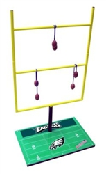 Brand New Philadelphia Eagles Football Toss II Game - Officially Licensed