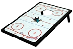 Brand New San Jose Sharks Tailgate Toss Bean Bag Game - Officially Licensed