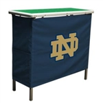 Brand New Notre Dame Irish High Top Tailgate Table