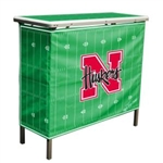 Brand New Nebraska Cornhuskers High Top Tailgate Table
