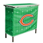 Brand New Chicago Bears High Top Tailgate Table