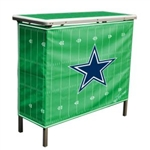 Brand New Dallas Cowboys High Top Tailgate Table