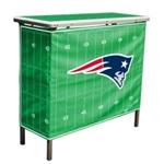 New England Patriots High Top Tailgate Table - Brand New