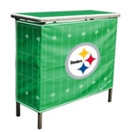 Brand New Pittsburgh Steelers High Top Tailgate Table