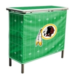 Brand New Washington Redskins High Top Tailgate Table