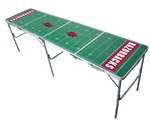 Brand New Arkansas Razorbacks 2' x 8' Tailgate Table - Officially Licensed