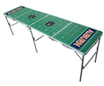 Brand New Auburn Tigers 2' x 8' Tailgate Table - Officially Licensed
